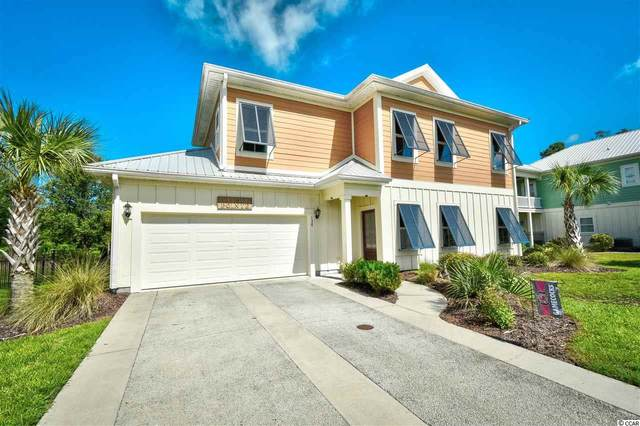 138 Pinnacle Dr., Murrells Inlet, SC 29576 (MLS #2021759) :: The Litchfield Company