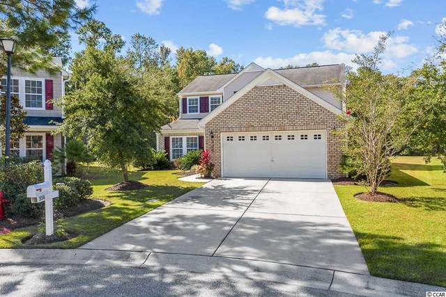 556 Fort Moultrie Ct., Myrtle Beach, SC 29588 (MLS #2021801) :: Welcome Home Realty
