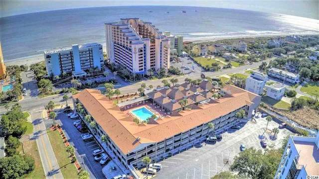 6803 N Ocean Blvd. #209, Myrtle Beach, SC 29572 (MLS #2021820) :: Welcome Home Realty