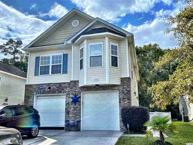 1401 Painted Tree Ln., North Myrtle Beach, SC 29582 (MLS #2021833) :: Armand R Roux | Real Estate Buy The Coast LLC