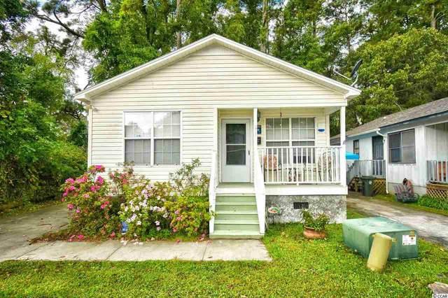 807 Jensen Ln., Myrtle Beach, SC 29577 (MLS #2021846) :: James W. Smith Real Estate Co.