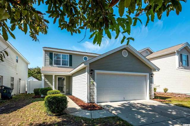 459 Dandelion Ln., Myrtle Beach, SC 29579 (MLS #2021855) :: Welcome Home Realty