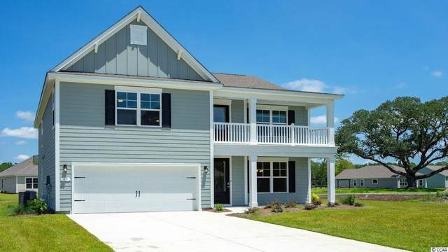 2808 Stellar Loop, Myrtle Beach, SC 29579 (MLS #2021879) :: Armand R Roux | Real Estate Buy The Coast LLC