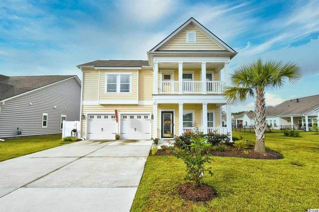 404 Oaklanding Ln., Murrells Inlet, SC 29576 (MLS #2021884) :: James W. Smith Real Estate Co.