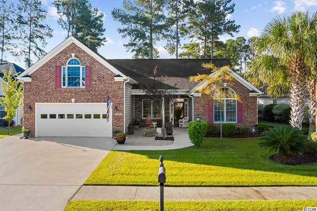 4839 Seabreeze Ln., Myrtle Beach, SC 29579 (MLS #2021888) :: James W. Smith Real Estate Co.