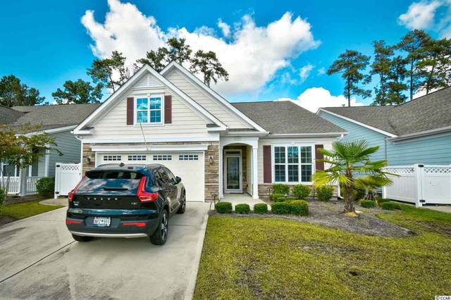 2181 Birchwood Circle, Myrtle Beach, SC 29577 (MLS #2021910) :: The Hoffman Group