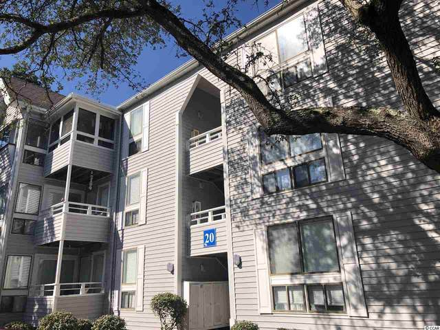 351 Lake Arrowhead Rd. 20-379, Myrtle Beach, SC 29572 (MLS #2021936) :: The Trembley Group | Keller Williams