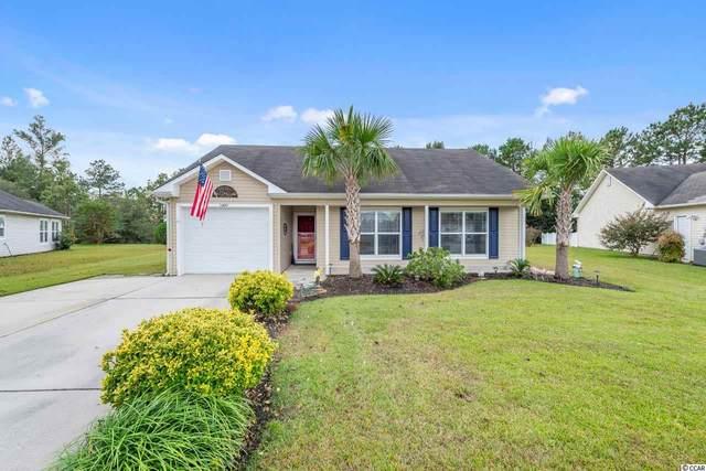 492 Cordgrass Ln., Little River, SC 29566 (MLS #2021938) :: Duncan Group Properties