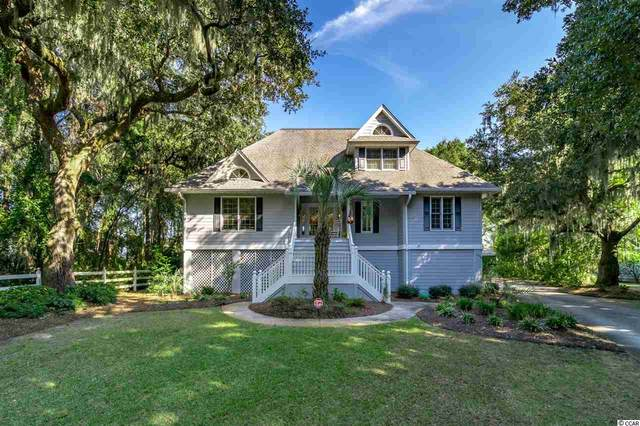 102 Inlet View Ln., Pawleys Island, SC 29585 (MLS #2021941) :: Hawkeye Realty