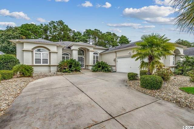 5501 Pheasant Dr., North Myrtle Beach, SC 29582 (MLS #2021945) :: Dunes Realty Sales