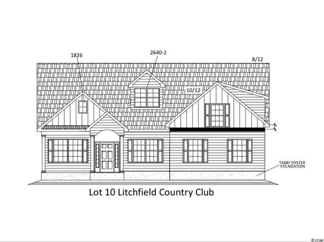 TBD Lot 10 Aspen Loop, Pawleys Island, SC 29585 (MLS #2021953) :: The Trembley Group | Keller Williams