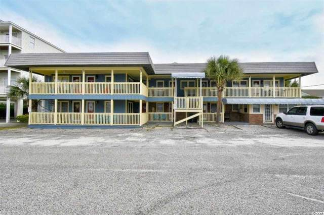202 28th Ave. N #3, North Myrtle Beach, SC 29582 (MLS #2021979) :: The Litchfield Company