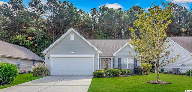 618 Locke Ct., Murrells Inlet, SC 29576 (MLS #2021989) :: James W. Smith Real Estate Co.