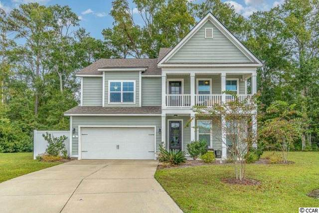 30 Salvia Ct., Murrells Inlet, SC 29576 (MLS #2021993) :: Coldwell Banker Sea Coast Advantage