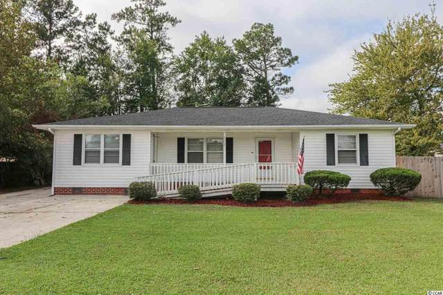 4804 Holly St., Loris, SC 29569 (MLS #2022008) :: Grand Strand Homes & Land Realty