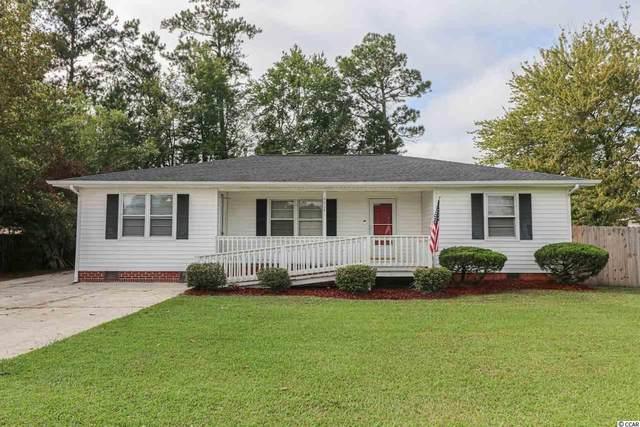 4804 Holly St., Loris, SC 29569 (MLS #2022008) :: James W. Smith Real Estate Co.