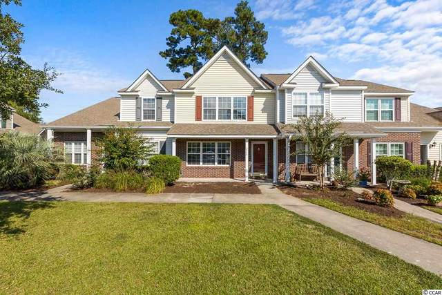 3564 Evergreen Way #3564, Myrtle Beach, SC 29577 (MLS #2022027) :: James W. Smith Real Estate Co.