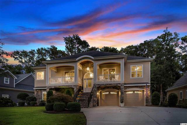 914 Oyster Pointe Dr., Sunset Beach, NC 28468 (MLS #2022029) :: Garden City Realty, Inc.