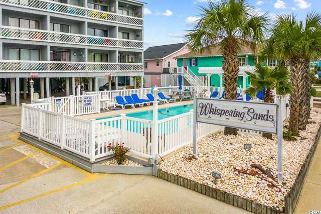625 N Waccamaw Dr. #210, Garden City Beach, SC 29576 (MLS #2022031) :: Welcome Home Realty