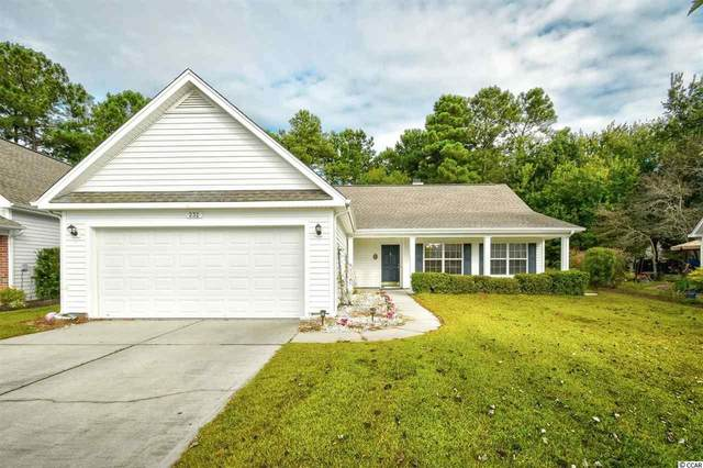 232 Barclay Dr., Myrtle Beach, SC 29579 (MLS #2022038) :: The Hoffman Group