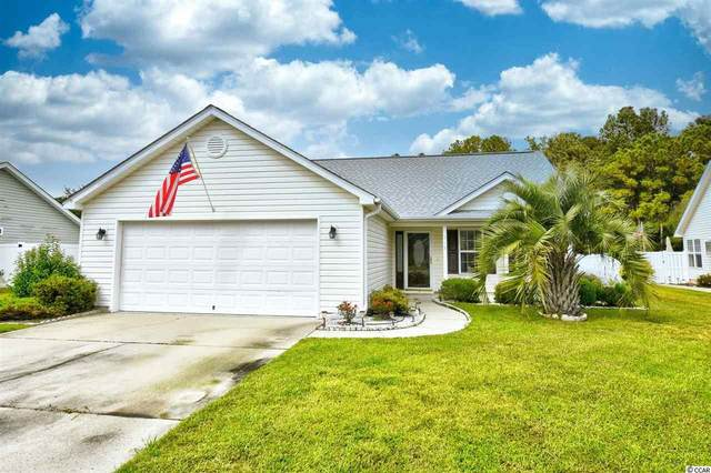 713 Dunlon Ct., Myrtle Beach, SC 29588 (MLS #2022040) :: Grand Strand Homes & Land Realty