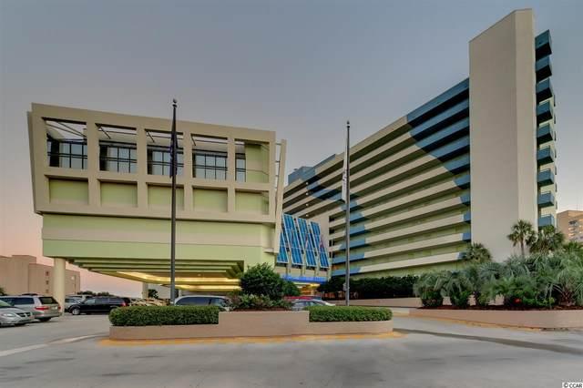 1105 S Ocean Blvd. #1004, Myrtle Beach, SC 29577 (MLS #2022049) :: Armand R Roux | Real Estate Buy The Coast LLC