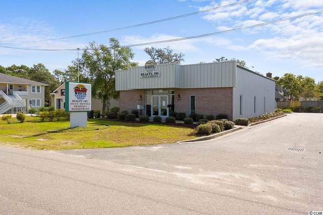1605 Madison Dr., North Myrtle Beach, SC 29582 (MLS #2022064) :: The Litchfield Company