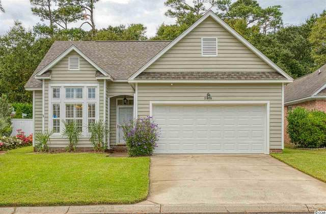 2818 South Key Largo Circle, Myrtle Beach, SC 29577 (MLS #2022074) :: James W. Smith Real Estate Co.