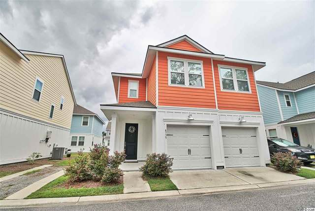4735 Cloister Ln., Myrtle Beach, SC 29577 (MLS #2022093) :: James W. Smith Real Estate Co.