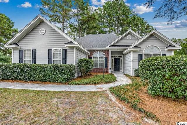 4801 New Haven Ct., Myrtle Beach, SC 29579 (MLS #2022102) :: James W. Smith Real Estate Co.