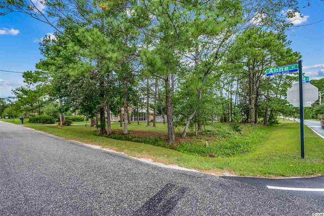 TBD Anne St., North Myrtle Beach, SC 29582 (MLS #2022132) :: Welcome Home Realty