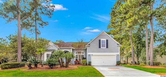 406 Camden Circle, Pawleys Island, SC 29585 (MLS #2022138) :: Dunes Realty Sales
