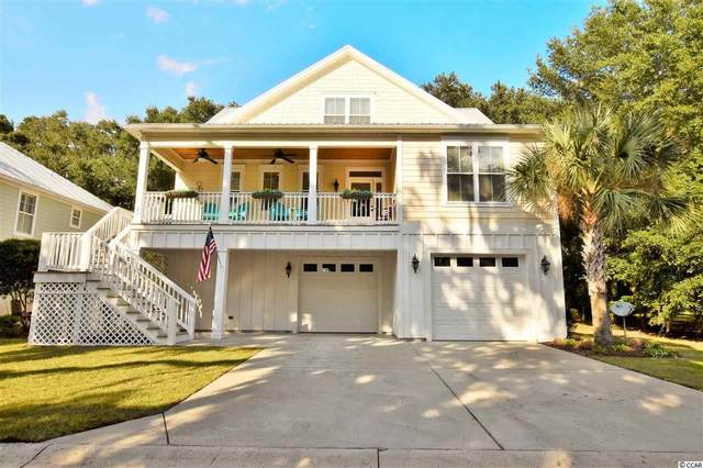 21 Flagg Point Ln., Murrells Inlet, SC 29576 (MLS #2022160) :: James W. Smith Real Estate Co.