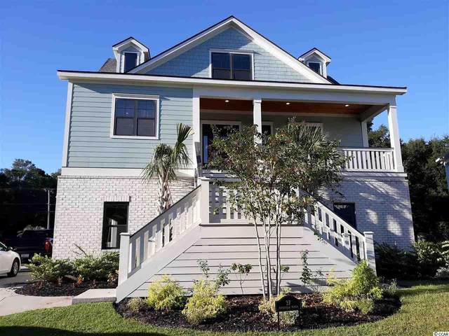 37 Gasparilla Circle, Murrells Inlet, SC 29576 (MLS #2022173) :: The Trembley Group | Keller Williams