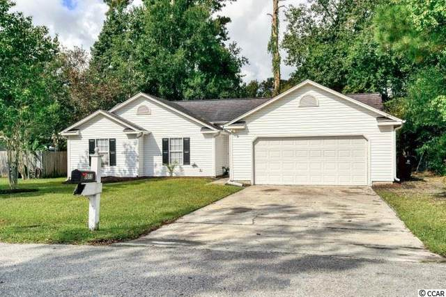 6872 Woodhaven Dr., Myrtle Beach, SC 29588 (MLS #2022207) :: Sloan Realty Group
