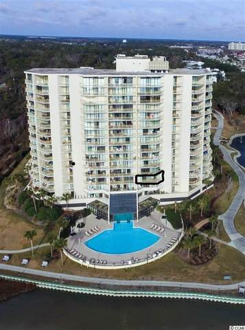 101 Ocean Creek Dr., Myrtle Beach, SC 29572 (MLS #2022215) :: Armand R Roux | Real Estate Buy The Coast LLC