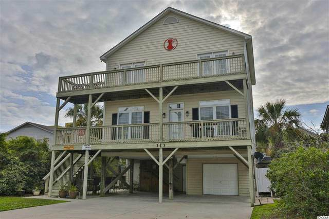113 Dogwood Dr. S, Surfside Beach, SC 29575 (MLS #2022216) :: The Greg Sisson Team with RE/MAX First Choice