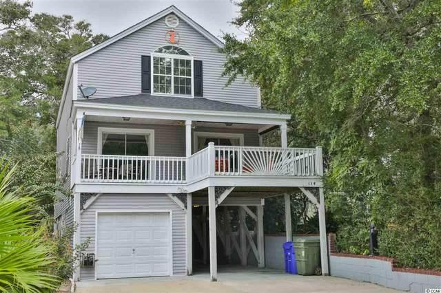 114 N Oak Dr., Surfside Beach, SC 29575 (MLS #2022226) :: James W. Smith Real Estate Co.