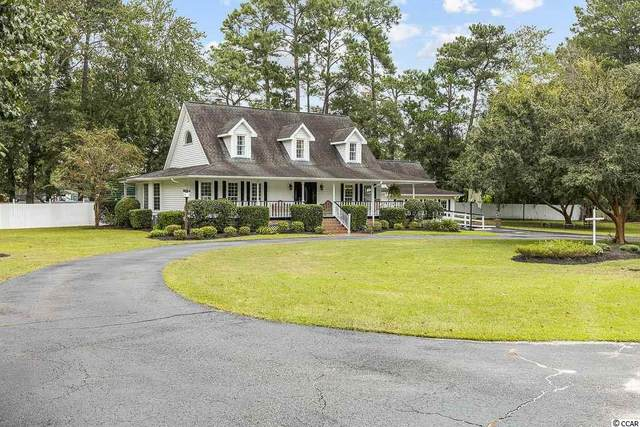 111 Wofford Circle, Conway, SC 29526 (MLS #2022250) :: The Lachicotte Company