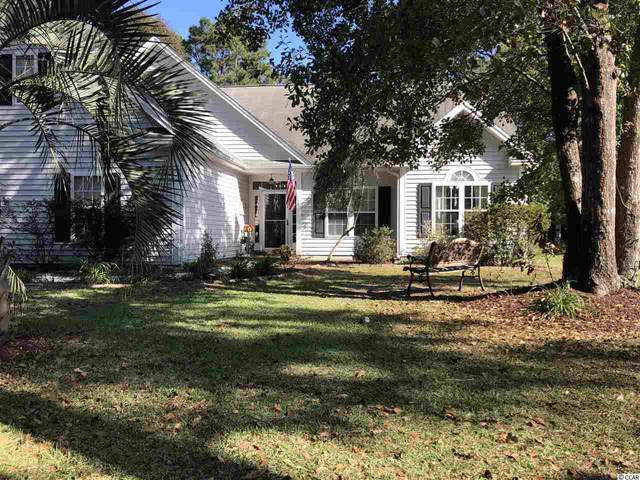 190 Hill Dr., Pawleys Island, SC 29585 (MLS #2022256) :: Duncan Group Properties