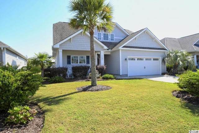 7090 Sevilleen Dr., Ocean Isle Beach, NC 28469 (MLS #2022260) :: The Litchfield Company
