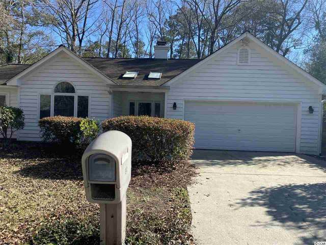 31 Redwing Ct., Pawleys Island, SC 29585 (MLS #2022292) :: James W. Smith Real Estate Co.