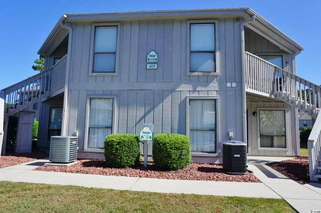 455 Sunnehanna Dr. 419-D, Myrtle Beach, SC 29588 (MLS #2022303) :: Sloan Realty Group