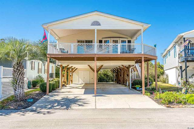 1638 Mason Circle, Surfside Beach, SC 29575 (MLS #2022309) :: James W. Smith Real Estate Co.