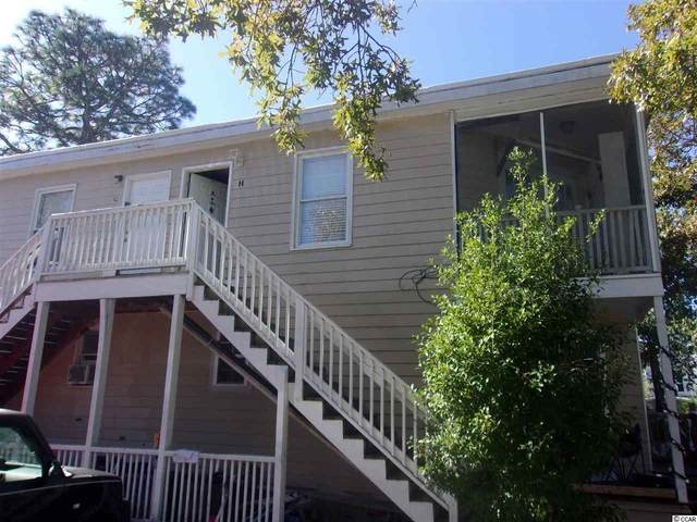 615 37th Ave. N H, Myrtle Beach, SC 29577 (MLS #2022335) :: The Hoffman Group
