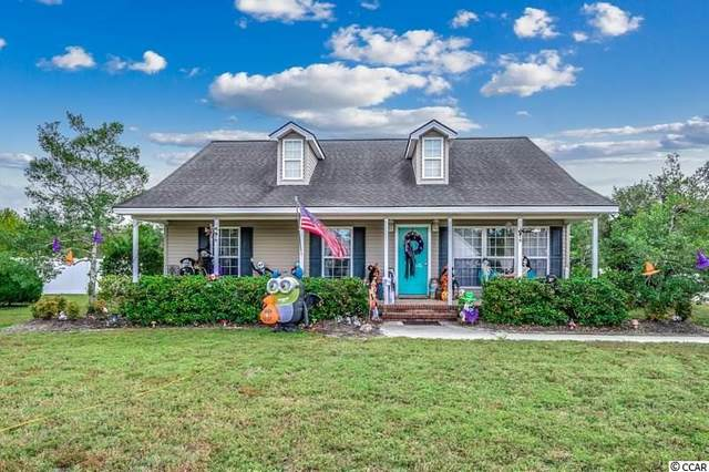 211 Autry Ave., Conway, SC 29526 (MLS #2022367) :: Duncan Group Properties