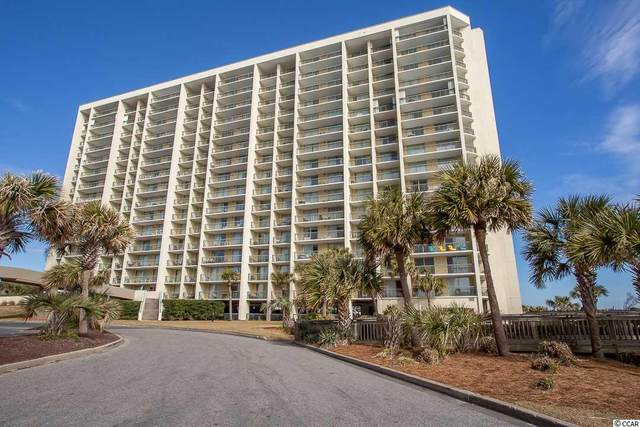 9820 Queensway Blvd. #1403, Myrtle Beach, SC 29572 (MLS #2022407) :: The Greg Sisson Team with RE/MAX First Choice
