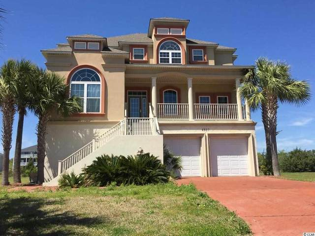 4837 Williams Island Dr., Little River, SC 29566 (MLS #2022417) :: Leonard, Call at Kingston