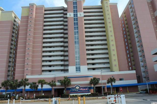 2711 S Ocean Blvd. #1518, North Myrtle Beach, SC 29582 (MLS #2022418) :: The Greg Sisson Team with RE/MAX First Choice