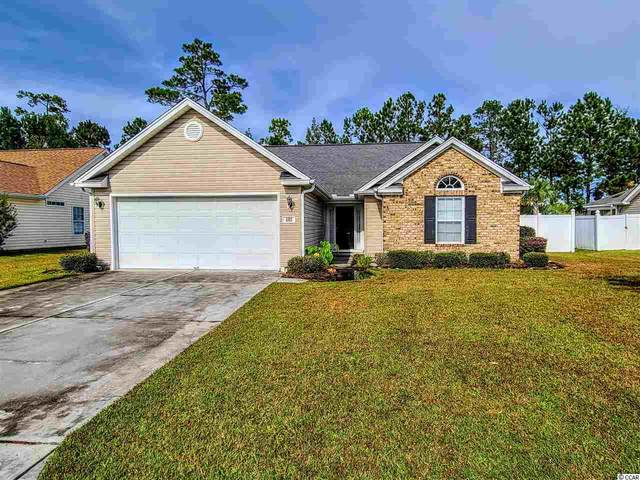 141 Southborough Ln., Myrtle Beach, SC 29588 (MLS #2022429) :: Hawkeye Realty